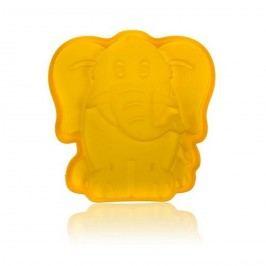 Banquet Culinaria Yellow szilikon elefánt alakú forma