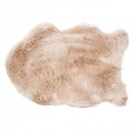 Bo-ma trading Claire műszőrme szőnyeg barna, 60 x 90 cm