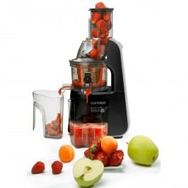 Concept LO7067 Gyümölcscentrifuga Home made juice, fekete