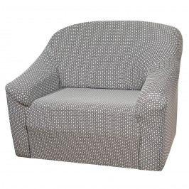 4Home Multielasztikus fotelhuzat Mosaic, 70 - 110 cm, 70 - 110 cm