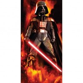 Jerry Fabrics Darth Vader fürdőlepedő  70 x 140 cm