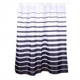 Stripes zuhanyfüggöny, 180 x 180 cm