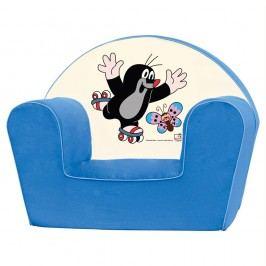 Bino Kisvakond fotel kék