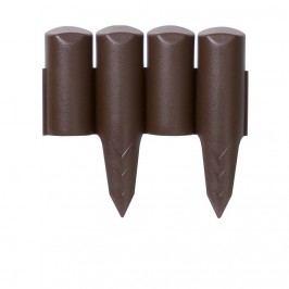 Kertipaliszád sӧtét barna, 250 cm