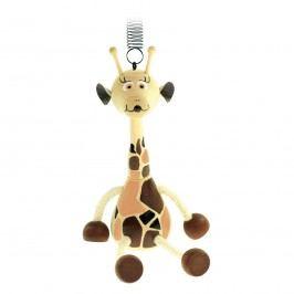 Bino Zsiráf rugóval Kreatív játékok