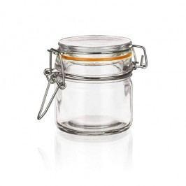 Banquet Lina hermetikusan zárható üveg tároló 100 ml, 6 db-os készlet
