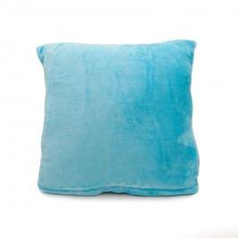 Jahu Mikroplüss párna New kék, 40 x 40 cm