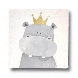 Butter Kings King Rhino Kép vásznon