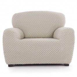 Contra multielasztikus fotelhuzat krémszínű, 70 - 110 cm