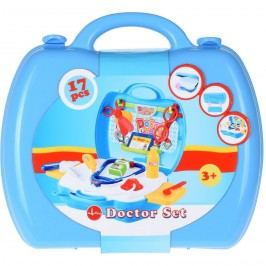 Orvosi bőrönd, kék Kreatív játékok