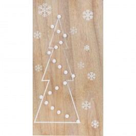 Christmas Tree világító ragasztható LED dekoráció
