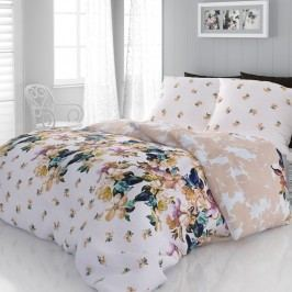Laura szatén ágyneműhuzat, 200 x 200 cm, 2 ks 70 x 90 cm