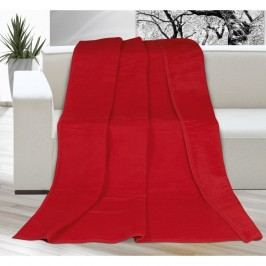 Bellatex Kira pléd piros, 150 x 200 cm