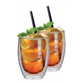 Maxxo 2 részes Ice tea termopohár készlet