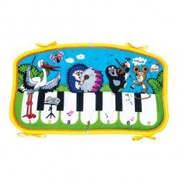 Bino Kisvakond zongoraszőnyeg Kreatív játékok