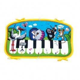 Bino Kisvakond zongoraszőnyeg