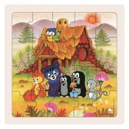 Bino Puzzle Vakondokné és a barátok, 20 db