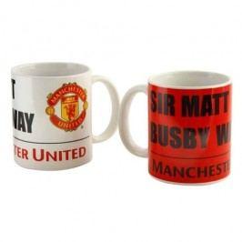 FC Manchester United Kerámia bögrék 350 ml, 2 db