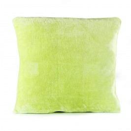 Jahu Mikroplüss kispárna zöld, 40 x 40 cm