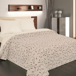 Forbyt Indiana ágytakaró barna,140 x 220 cm