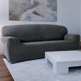 Forbyt Contra multielasztikus kanapéhuzat szürke, 220 - 260 cm