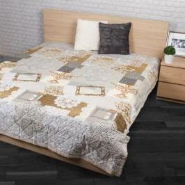 Lace ágytakaró, bézs, 240 x 200 cm, 240 x 200 cm