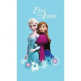 CTI Jégvarázs Frozen Magic törölköző, 70 x 120 cm
