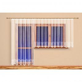 4Home Agáta függöny, 300 x 160 cm, 300 x 160 cm