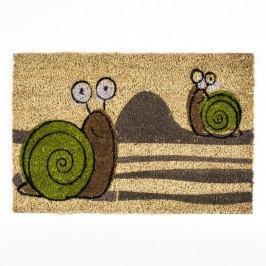 BO-MA Tradeing Csigák kókusz lábtörlő, 40 x 60 cm