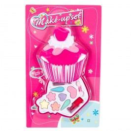 Make-up szett Torta, rózsaszín