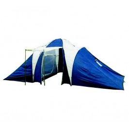 fős családi sátor 220 x (190 +150 +190) x 190 cm,