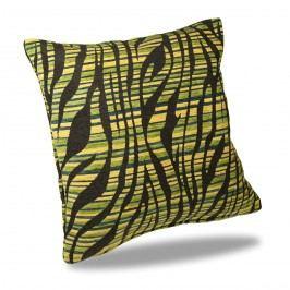 Nairobi párnahuzat, zöld, 40 x 40 cm