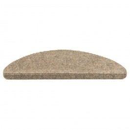 Vopi Quick step csúszásgátló szőnyeg, bézs színű, 24 x 65 cm