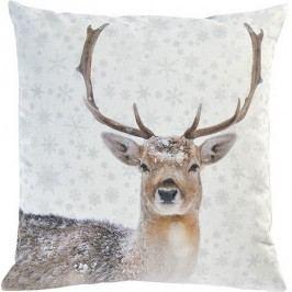 Sander Snow deer díszpárna, 45 x 45 cm