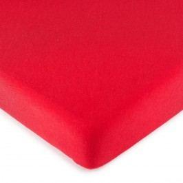4Home jersey lepedő piros, 180 x 200 cm
