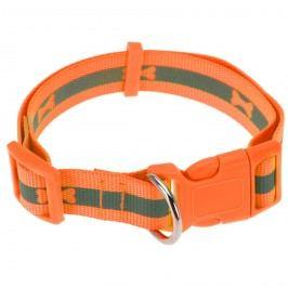 Neon narancssárga kutyanyakörv, L méret, L