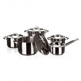 Banquet ELLIZE 10 részes rozsdamentes acél edénykészlet