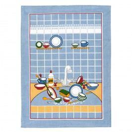 Jahu Edények konyharuha, 50 x 70 cm