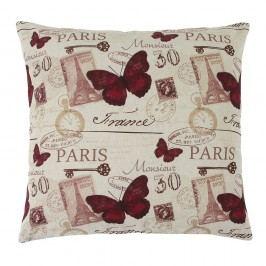 Dana Lepke Párizs kispárna, 45 x 45 cm
