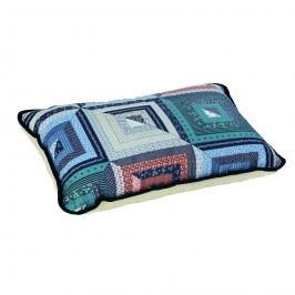 Modom Merino patchwork gyapjú párna, 40 x 60 cm ,