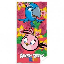 Tip Trade Angry Birds törölköző Stella, 70 x 140 cm