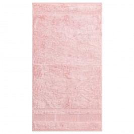 Bamboo törölköző, rózsaszín, 50 x 90 cm
