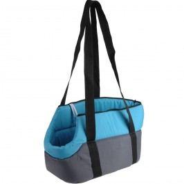 Utazó kutyatáska kék, 45 cm