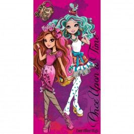 Carbotex Ever After High törölköző, 70 x 140 cm