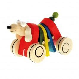 Bino Húzható kutya Kreatív játékok