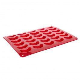 Banquet Culinaria Red szilikon kifliforma35 x 25 x 1,3 cm