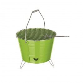 VETRO-PLUS Bucket kompakt grillsütő zöld