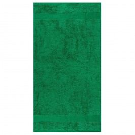 Night in Colours Olivia törölköző, zöld, 50 x 90 cm