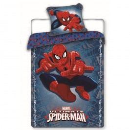 Jerry Fabrics Spiderman 2016 pamut ágynaműhuzat , 140 x 200 cm, 70 x 90 cm