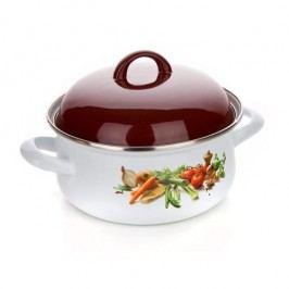 Banquet zománcozott fazék Zöldségek 22 cm, 3,4 l, 3,4 l